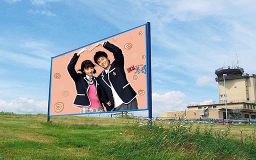 Paris BillboardFrames
