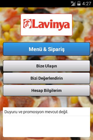 Lavinya Pizza
