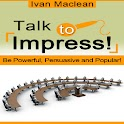 Talk to Impress! logo