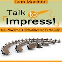 Talk to Impress! logo