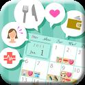 YokubariDiary-stamp calendar icon