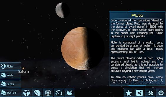 explorador del sistema solar Gratis