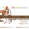 Devinylicious logo