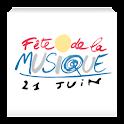 Fête de la Musique 2013 logo