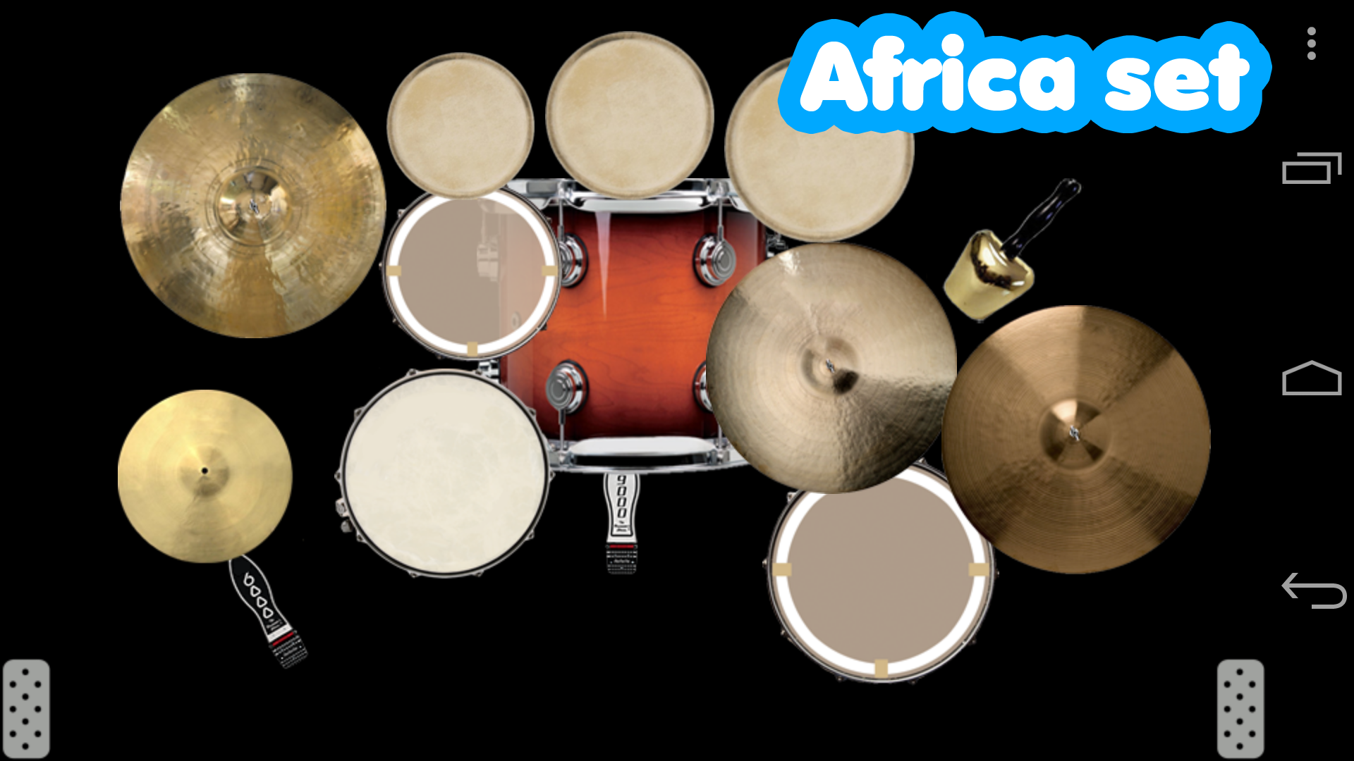 Drum set screenshot #6