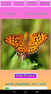 Butterfly Photo Puzzle Screenshot 16