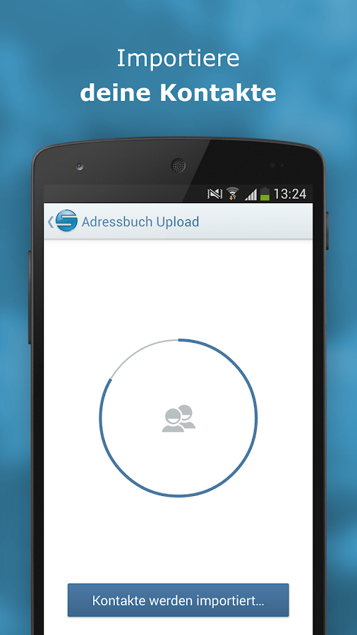 sms.at mobile - SMS App - screenshot