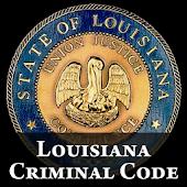 Louisiana Criminal Code