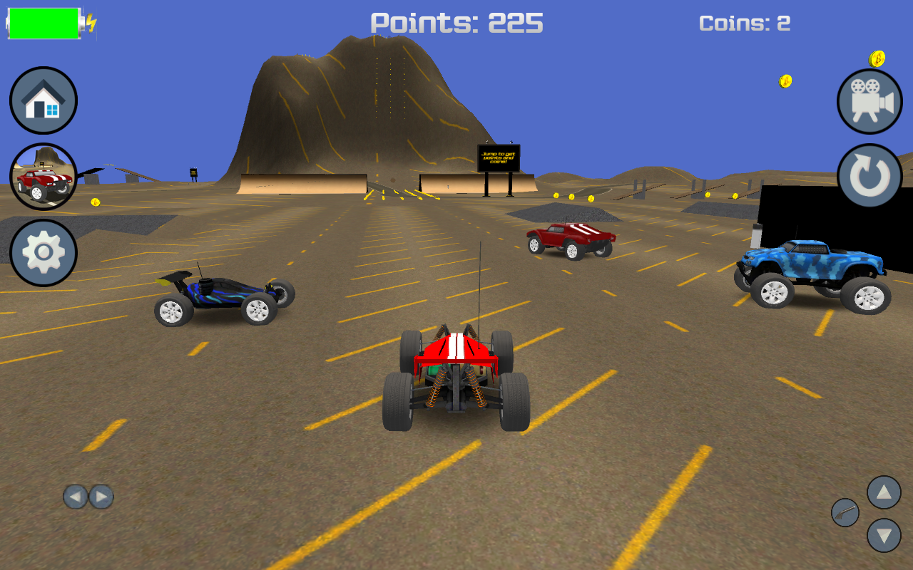 Rc Car Hill Racing Simulator Android Apps On Google Play