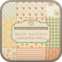 Fall patterns Go Launcher
