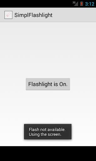 玩工具App|Simple Flashlight免費|APP試玩