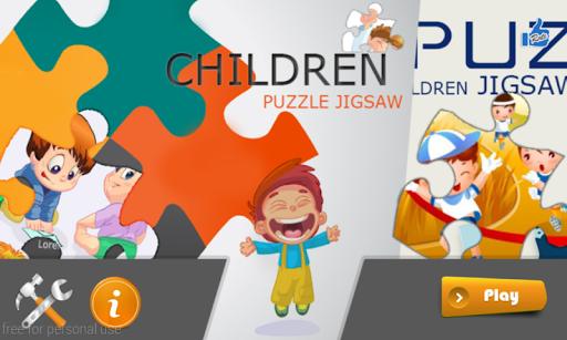 Free Puzzle kids Jigsaw
