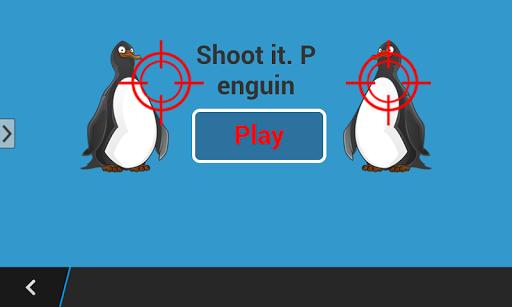 Shoot it. Penguin