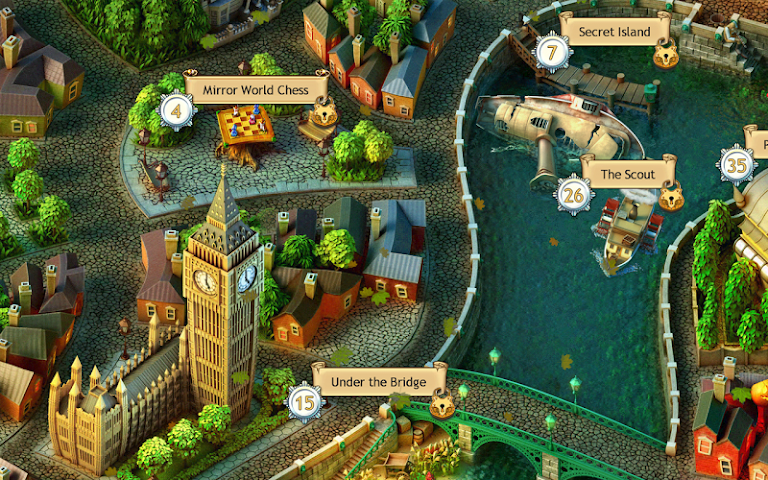 android Alice in the Mirrors of Albion Screenshot 17