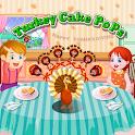 Turkey Cake Pops icon