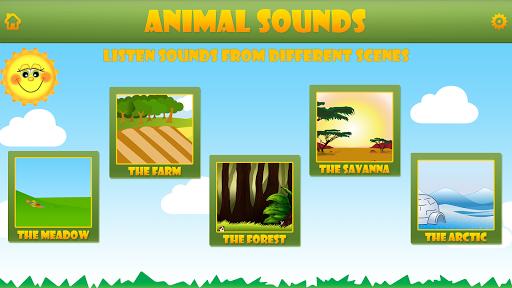 Animal Sounds Pro
