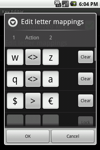 Flit Keyboard - screenshot