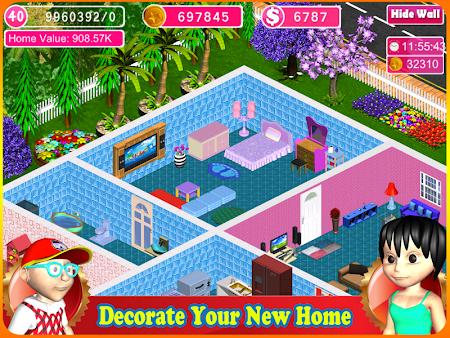 Home Design: Dream House 1.5 screenshot 639450