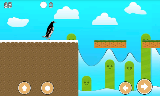 Penguin Run: Adventure