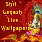 Ganesh Darshan Live Wallpaer