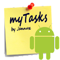 myTasks – manage your to-do's logo