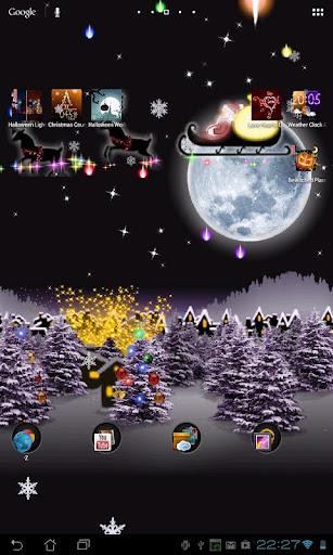تحميل خلفية Christmas Live Wallpaper