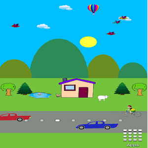 PaperLand Scenic LiveWallpaper 個人化 App LOGO-APP試玩