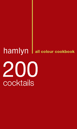 200 Cocktails from Hamlyn