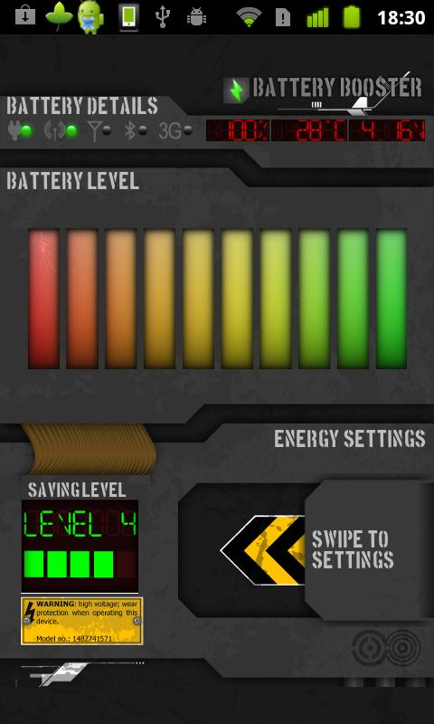 Battery Booster ★★★★ Optimizer - screenshot