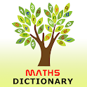 Illustrated Math Dictionary icon