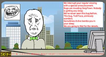 Screenshot of RageGuy Can't Sleep!