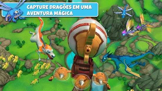 Caça ao Dragão! - screenshot thumbnail