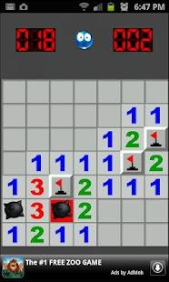 Minesweeper- screenshot thumbnail