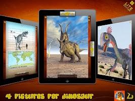 Screenshot of Dinosaurs 360