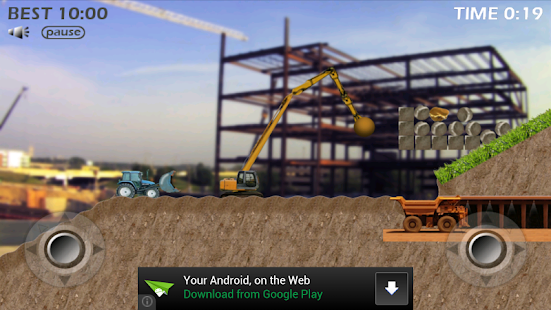 Traktor Digger - screenshot thumbnail
