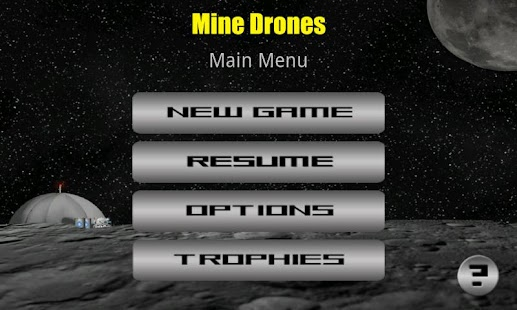Mine Drones- screenshot thumbnail