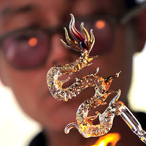 by Patrick Simon - Artistic Objects Glass