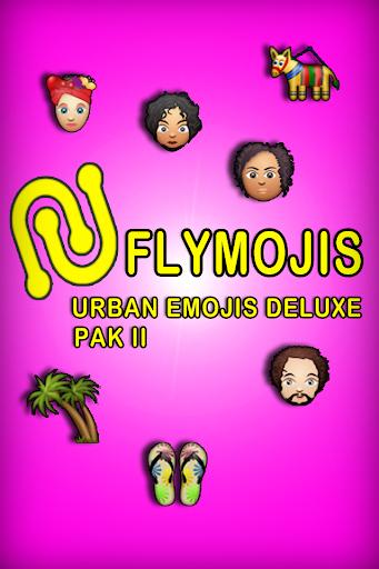 FLYMOJIS URBAN DELUXE PAK-II