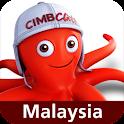 CIMB Clicks Malaysia logo