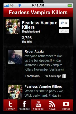 Fearless Vampire Killers - screenshot