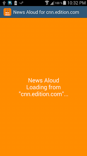 News Aloud