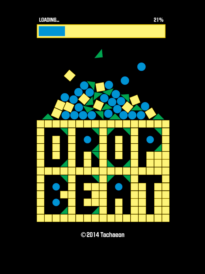 Drop Beat- screenshot