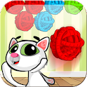 Bubble Shooter Cat icon