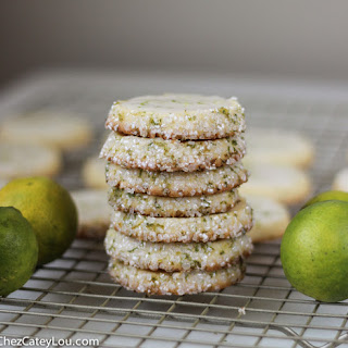 Keylime Sugar Cookies