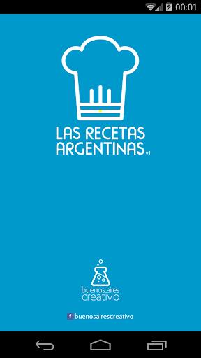Las Recetas Argentinas