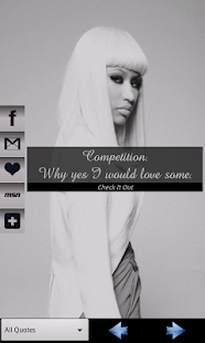 Nicki Minaj Quotes - screenshot thumbnail