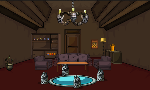 446-Escape Friend Halloween