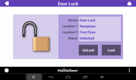 HS3Touch Home Automation- screenshot thumbnail