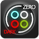 Dark Zero GO Launcher Theme v2.0