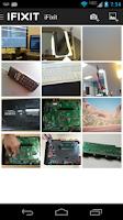Screenshot of iFixit: Repair Manual
